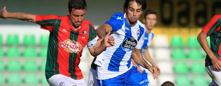 Vilalbes contra el Deportivo
