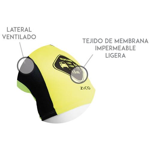 Chaleco ciclismo cortaviento personalizado