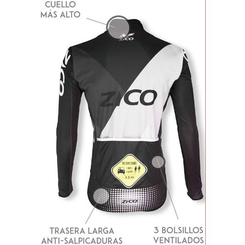 Chaqueta ciclismo personalizable Gavia
