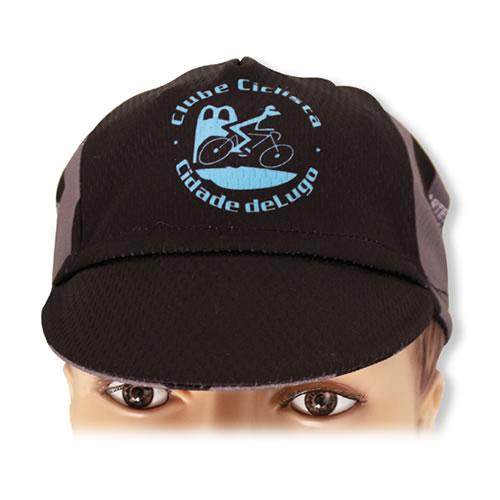 Gorra ciclismo personalizada