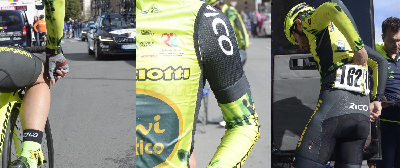 Ropa de ciclismo personalizada ZICO