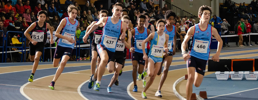 Ropa ideal para atletismo o running